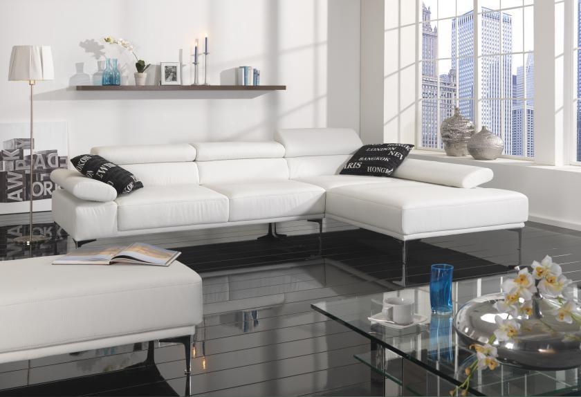 ADA 6820 fehér kanapé