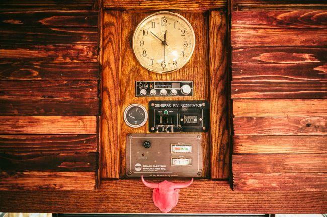 Faberakásos óra