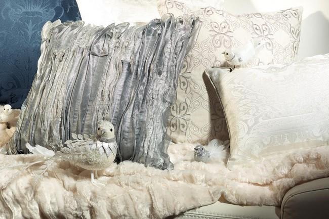 Textil párnák kika deco