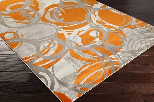 surya szőnyeg modern mintával
