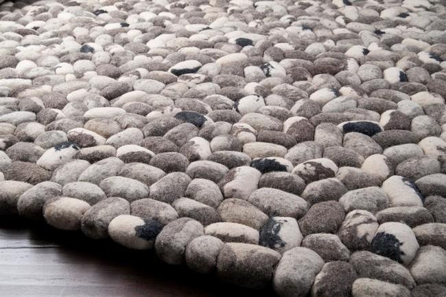 surya szőnyeg nemezből