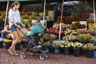 A legkisebb Travel System rendszerű babakocsi a piacon!