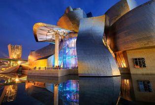 Művészet és építészet határán - Frank Gehry épületei