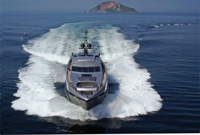 Bilgin luxus jacht 123