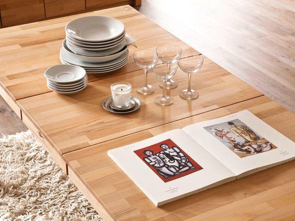 Fabian tömör bükk étkezőasztal Impala a székkirály