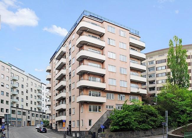 Bauhaus ház Svédországban