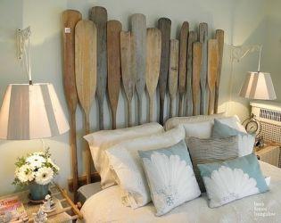 Egyedi ágy fejvég ötletek hálószobába