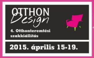 Otthon Design Kiállítás 2015-ben is a Hungexpon