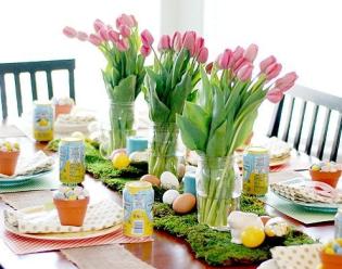 Legyen ünnepi az étkeződ! - Húsvéti asztaldekoráció ötletek