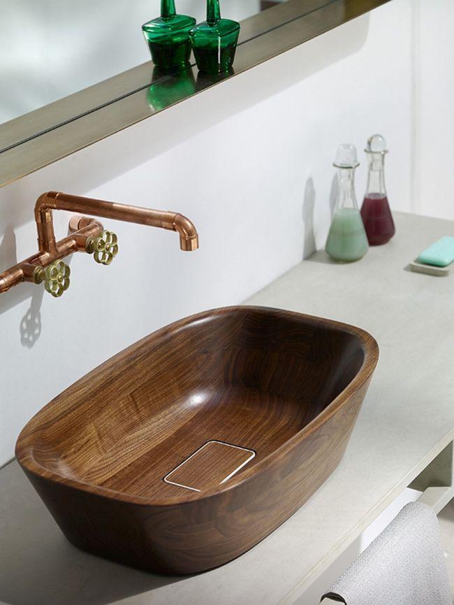 Kisméretű fürdőszobai mosdó