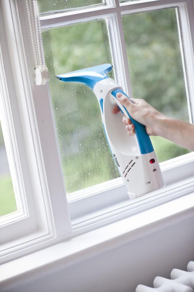 Russell Hobbs Clean&Clear Pro ablaktisztító csíkmentes gépi