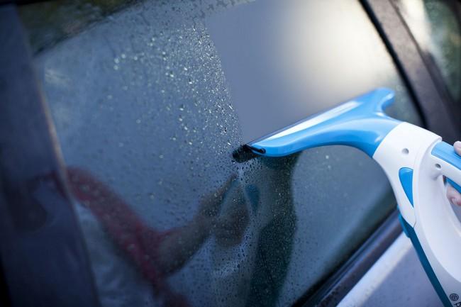 Russell Hobbs Clean&Clear Pro ablaktisztító autóüveghez