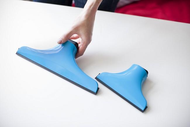 Russell Hobbs Clean&Clear Pro ablaktisztító kétféle fejjel