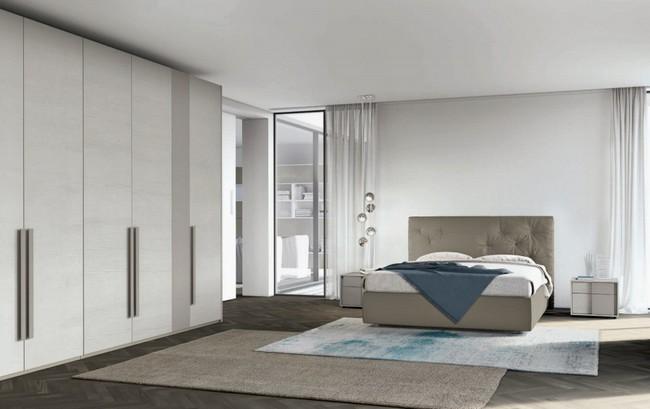 Ilyen lehet a vadonatúj hálószobád, ha modern olasz stílusra vágysz