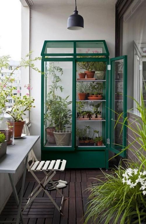 Mini télikert növényeknek