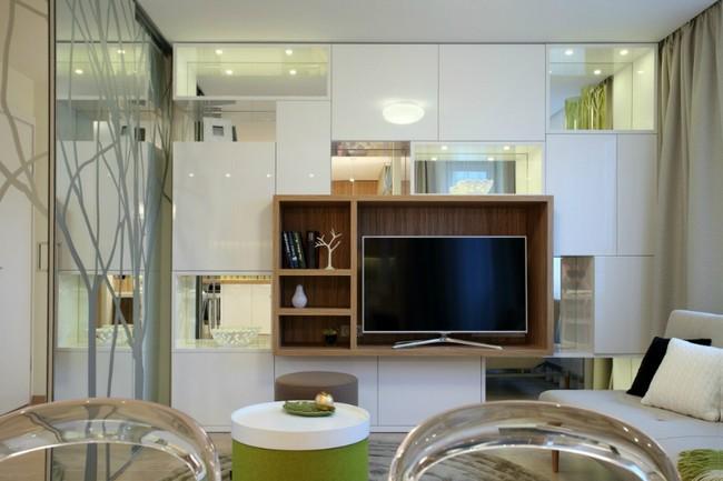 Modern tv-szekrény