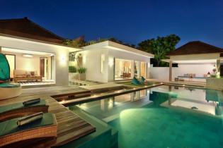Egzotikus nyaraló Bali szigetén