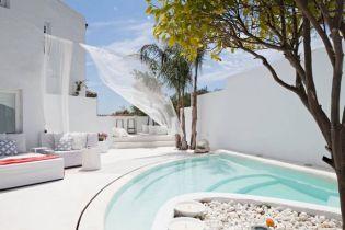 Spanyol mediterrán villa - Lakberendezés mór stílusjegyekkel