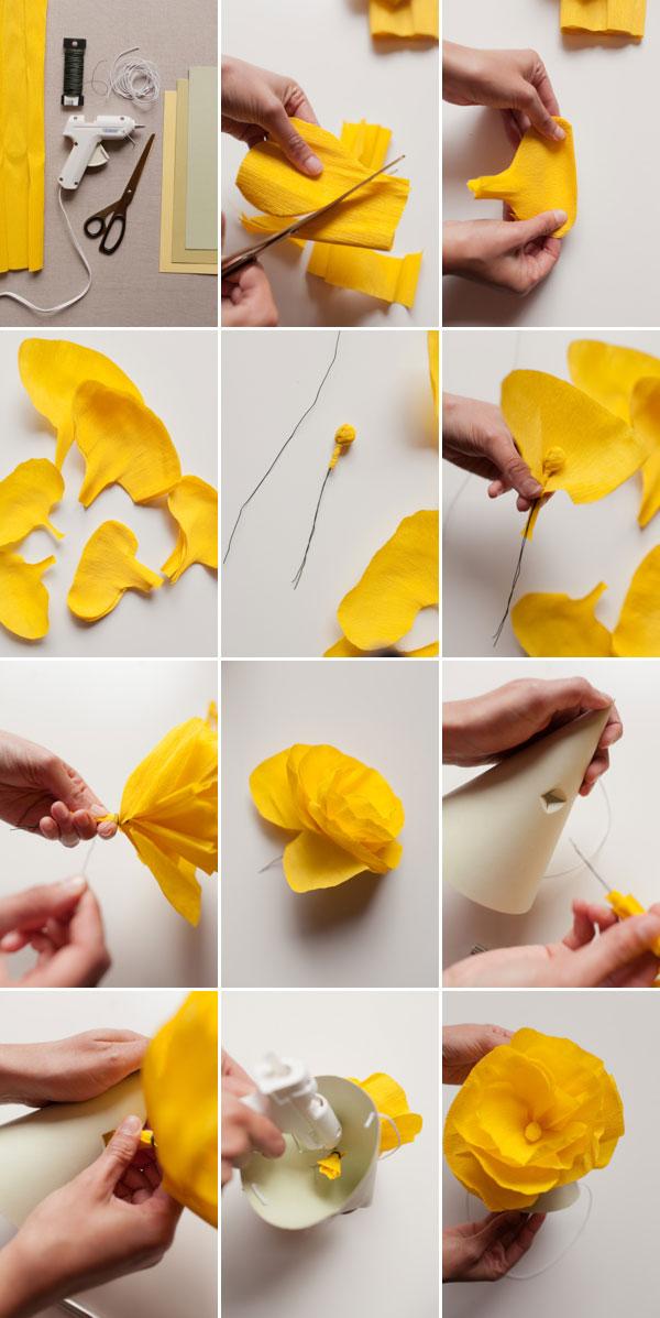 Csináld magad virágdekoráció
