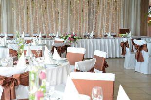 Led világítás esküvőn