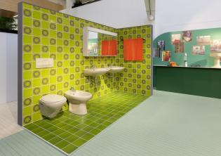 A hetvenes évek fürdőszobái 3 kontinensen