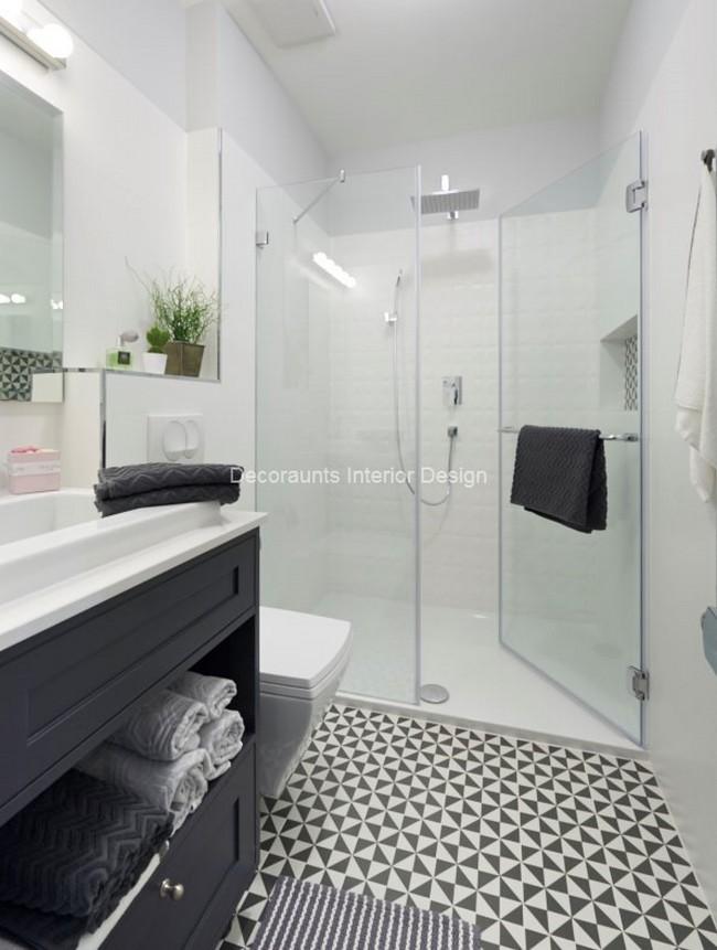 Lenyűgöző 66 m2-es Pauler utcai lakás dupla fürdőszobával
