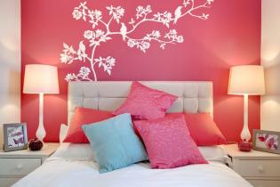 Tedd egyedivé a hálószobád egy jó falszínnel, tapétával, faldekorációval