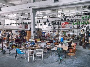Az egykori Április 4 Gépgyár terültére költözött az új ArtKraft bemutatóterem
