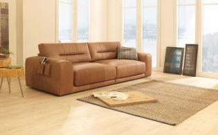Nappalikat rendeztünk be Rio Design kanapékkal, lámpákkal és szőnyegekkel