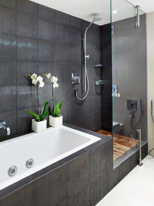 Modern fürdőszoba inspiráció