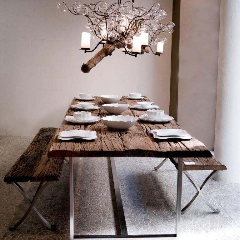 Étkezőpad és étkezőasztal ötlet
