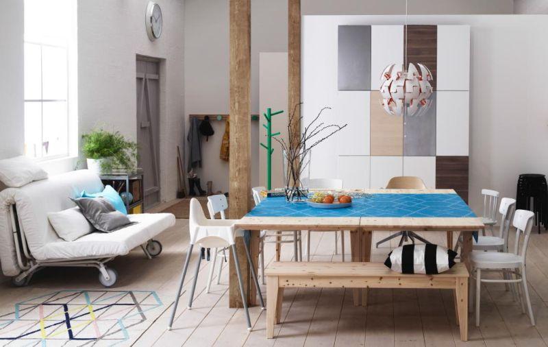 Ikea étkezőpad