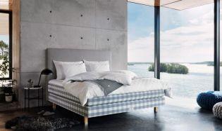 A svéd szigetvilág ihlette a Hästens Ocean Blue limitált szériás luxus ágyakat