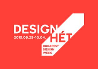 Ajánló a Design Hét 2015 programjaiból