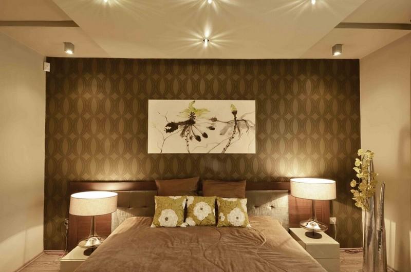 Master bedroom Győr Nagy Rita lakberendező