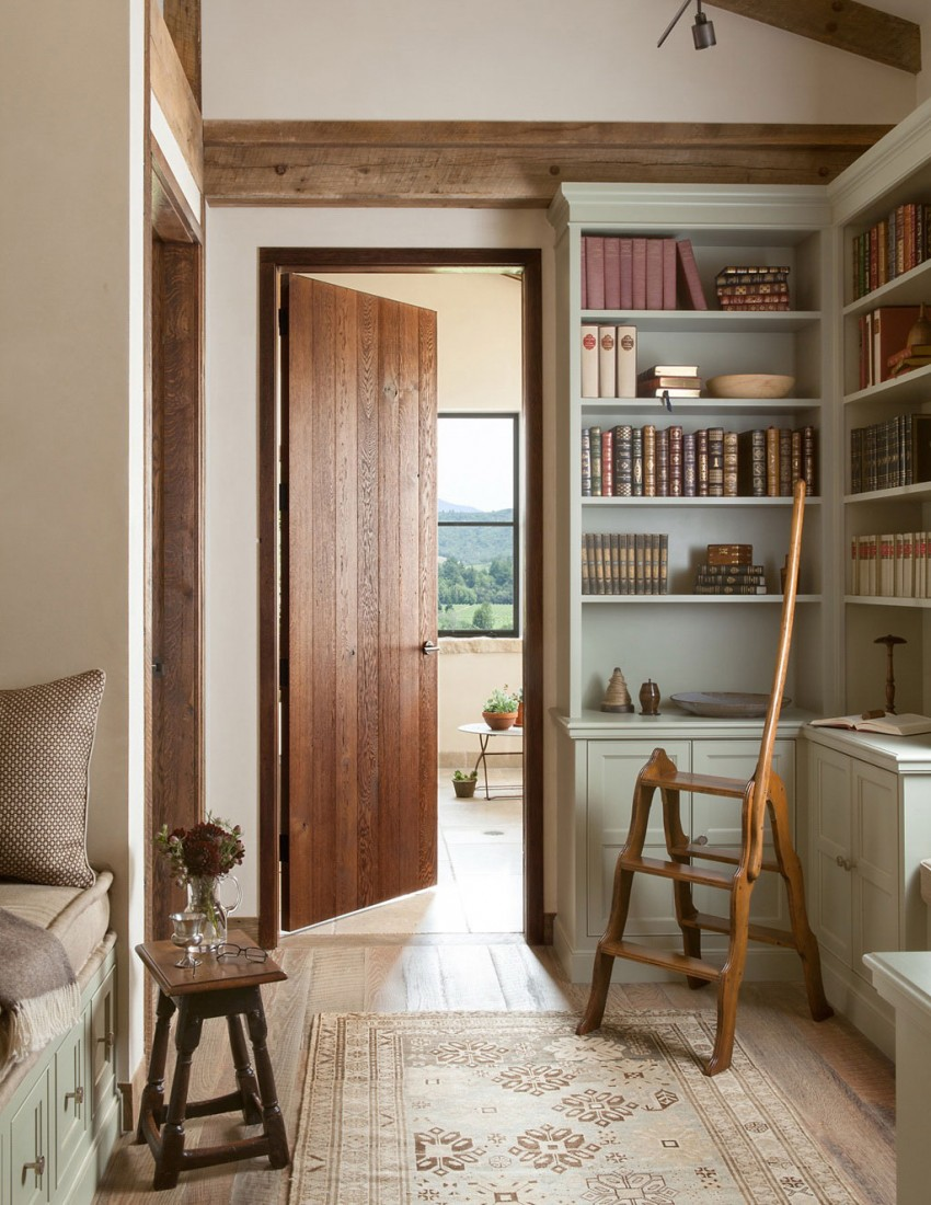 Mini könyvtárszoba