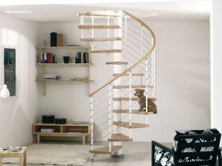 Olasz design lépcsők helytakarékos és lebegő változatokban