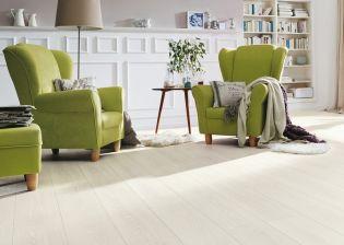 Haro Disano - a lakás csendes, puha és egészséges padlója