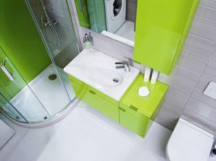 JIKA Tigo szaniterek kis alapterületű panel fürdőszoba felújításhoz és átalakításhoz