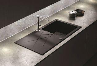 Marmorin mosogató újdonságok kis és nagy konyhai munkalaphoz