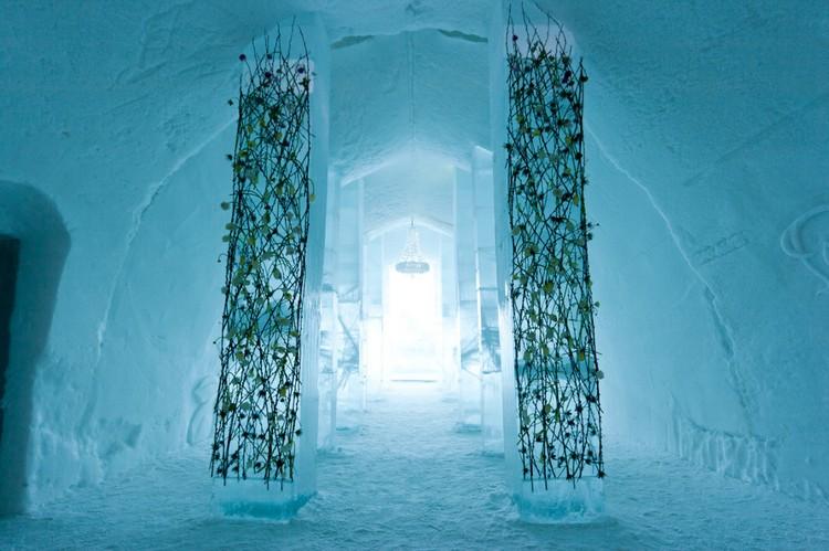 Icehotel portál
