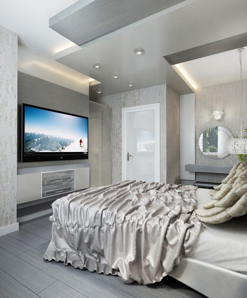 Nagy tv a hálószobában hogyan rendezzem be