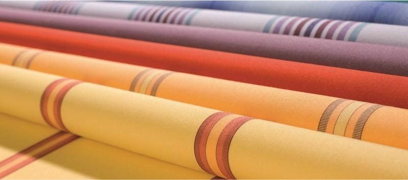Weinor UV álló textilek