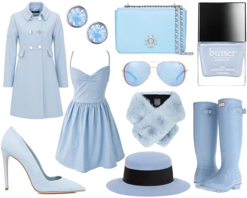 Serenity Blue a divatban