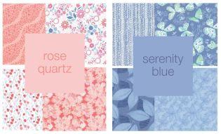 Legyen stílusos otthonunk 2016-ban is! A Rose Quartz és Serenity Blue az új trendszínek