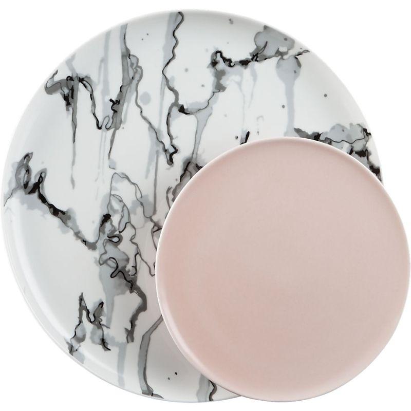 Rose Quartz tányér