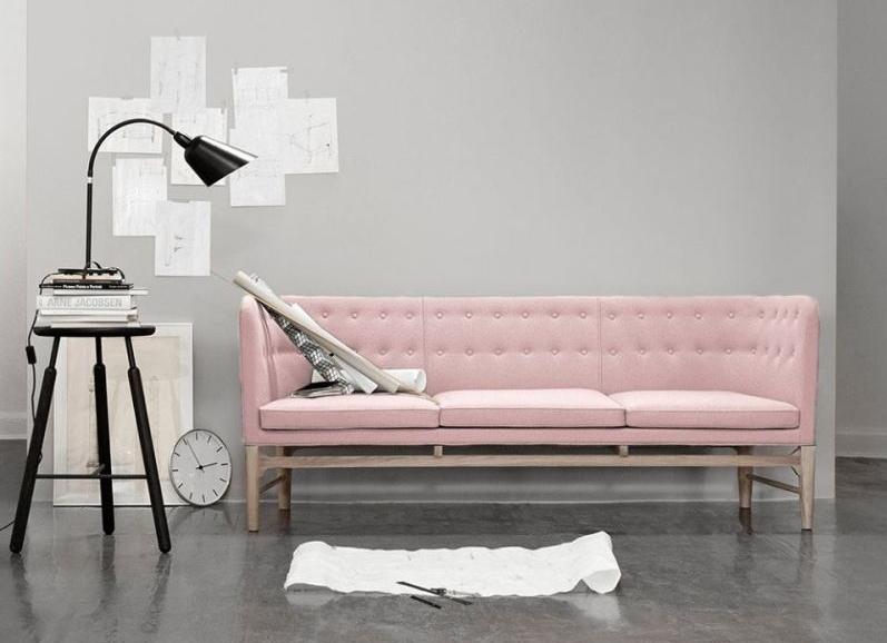 Rose Quartz kanapé színek