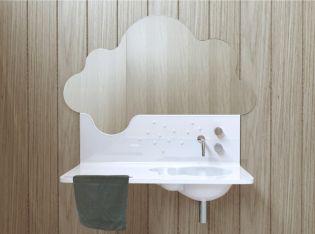 Papírhajó formájú mosdó? - Marmorin szaniter különlegességek