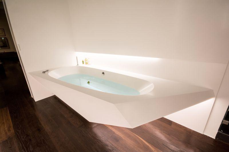 Viega gépészettel kiegészülő fürdőkád