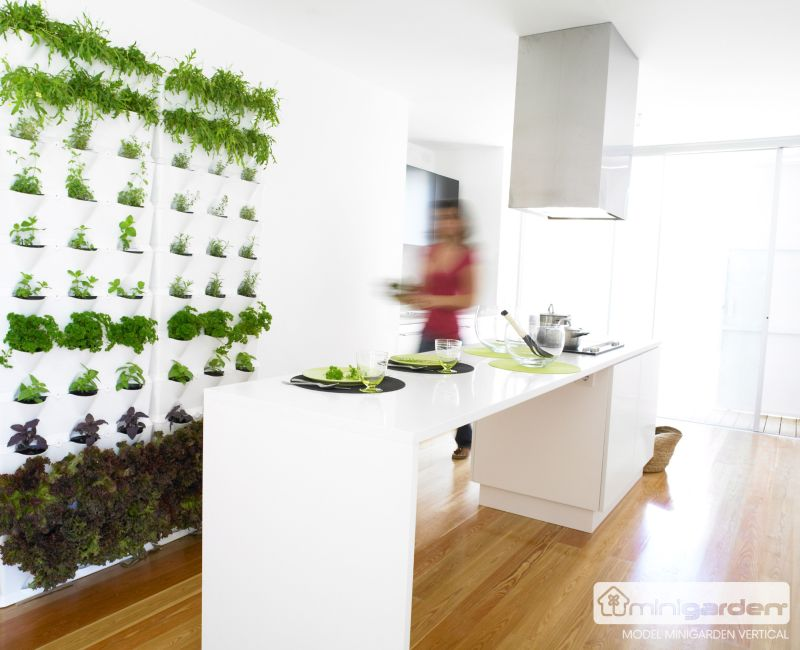 Minigarden Vertical növénytartó beltérbe